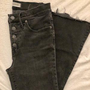 Madewell Demi Cali boot jeans